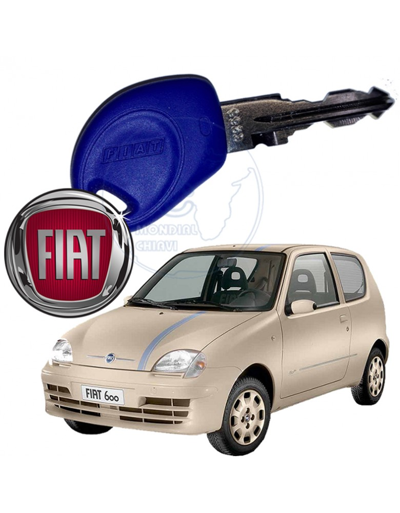 Chiave Fiat 600